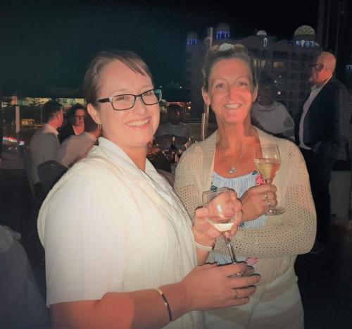 Joanne Hill & Melissa Shelley