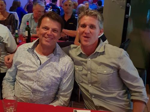 Matthew Shelley & Chris Murray