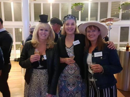 Kerrie Shelley, Leonie Nilson, Joanne Hill