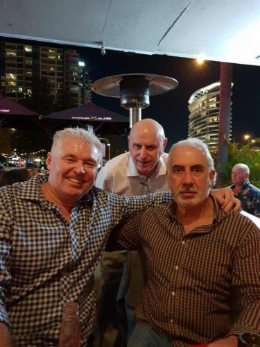 Darren Shelley, Ken Pearson (Plasdene Glass-Pak), Daniel Martin