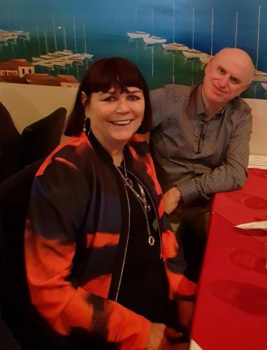 Margaret & Ken Pearson (Plasdene)