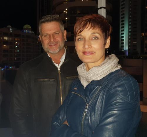 Shaun & Tessa Martin