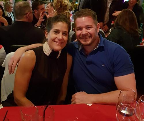 Kristy Stanborough & Toby Benjamin (VIP Closures)